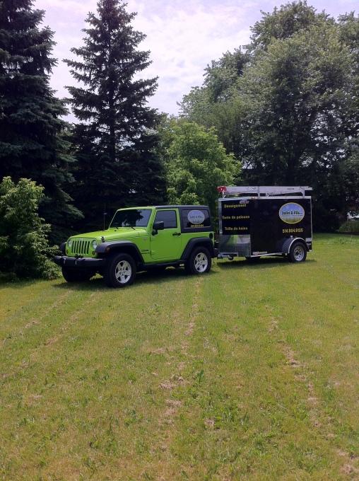 jeep et trailer